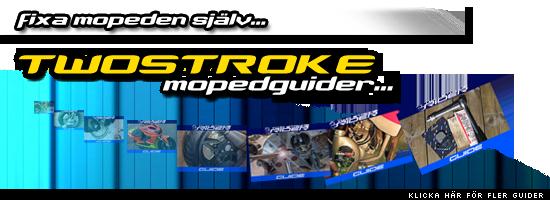 Mopedguider - Fixa din moped själv med dessa guider...