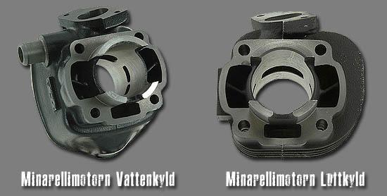 Minarellimotorn
