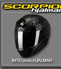 Scorpion MC-Hjälmar