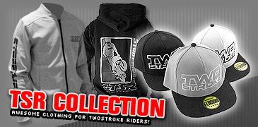 TSR Collection - Kläder från Twostroke!