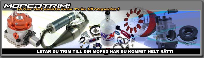 Trim till Mopeder