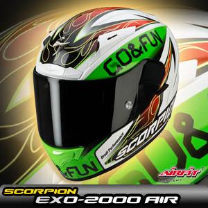 Scorpion EXO-2000 Air