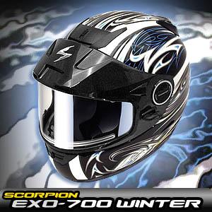 Klicka för att komma till  EXO-700 Winter