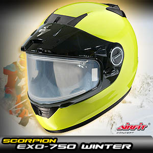 Klicka för att komma till  EXO-750 Winter