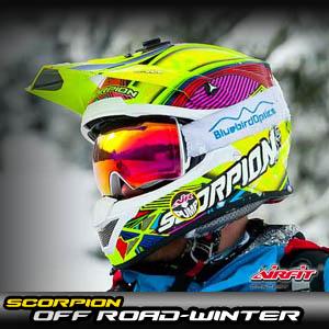 Klicka för att komma till Scorpion Off Road Winter